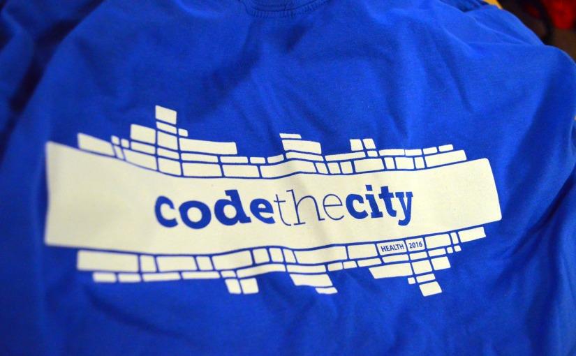 Codethecity Health kicksoff