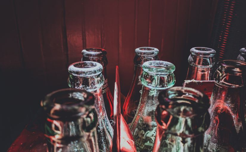 Coke bottles by drew-taylor