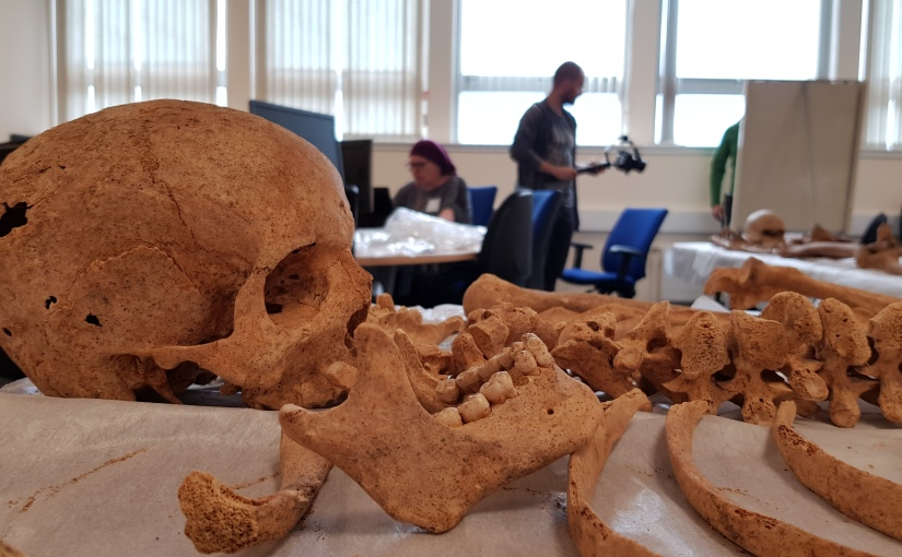 CTC14 Archaeology Weekend – write up