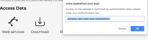 Spatial Hub Says No