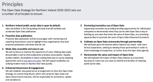 NI Open Data principles