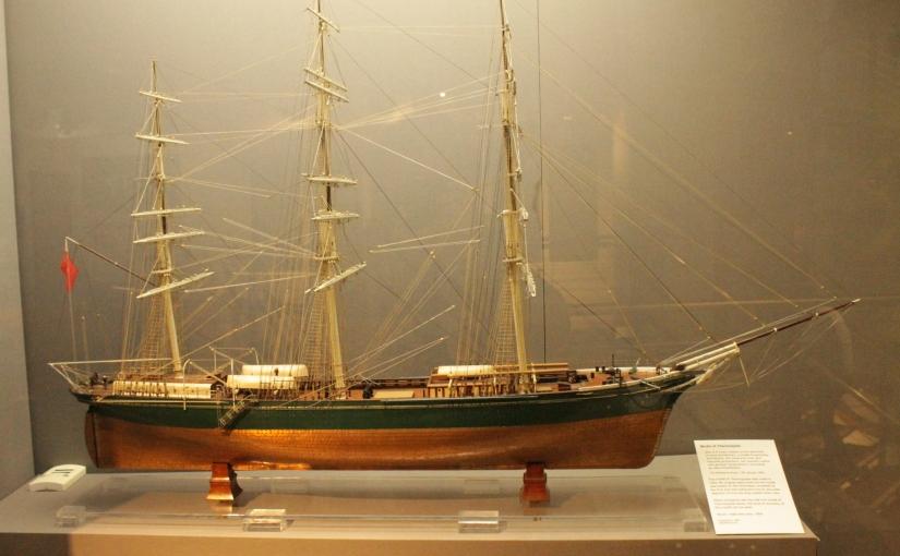 Aberdeen Built Ships