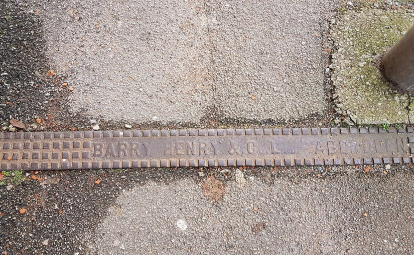 Barry Henry and Co Ltd drain